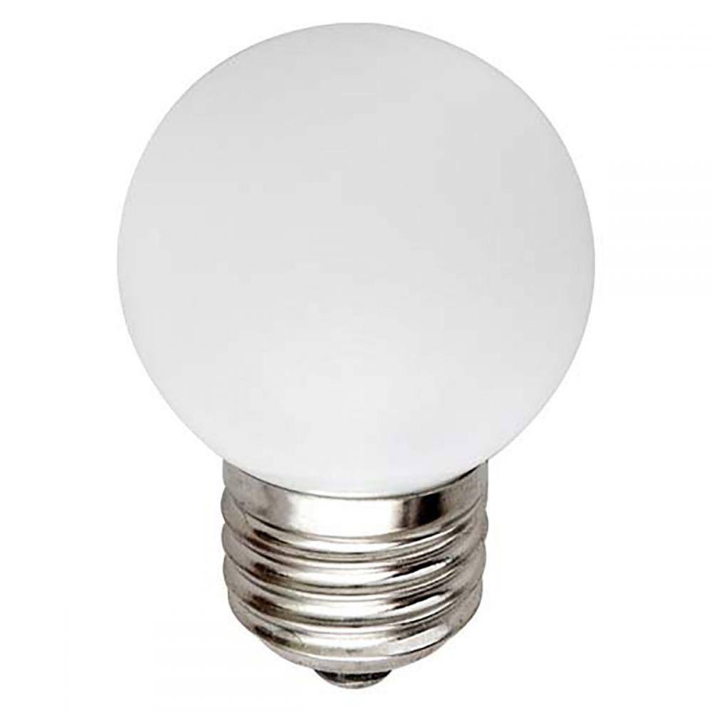 Лампа VENOM G45 3LED SMD білий G45B-3-W Білий
