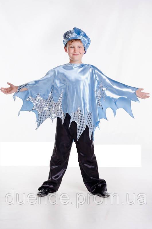 Новогодний Морозко карнавальный костюм для мальчика / BL - ДНг16