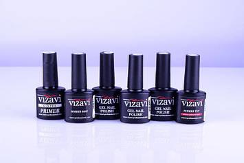 Стартовый набор для покрытия гель-лаком Vizavi №3