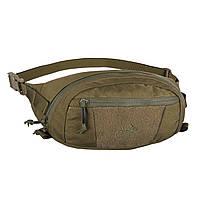 Сумка поясная Helikon-Tex® BANDICOOT® Waist Pack - Cordura® - Койот/Adaptive Green