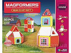 Магнітний конструктор «Набір для будівництва», 50 елементів Magformers 705003