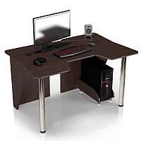 Стол компьютерный для геймеров IGROK-3 венге/венге