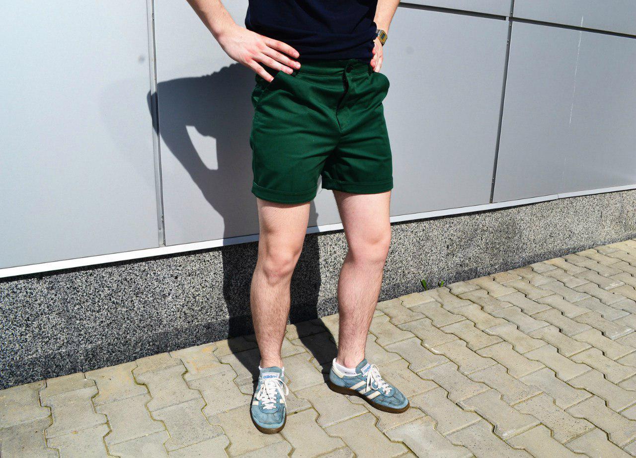 Шорти чоловічі ТУР Dandy green  продажа 77a29b708c71f