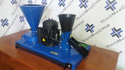 Гранулятор для кормов и комбикорма  ГКМ — 100+ 380В