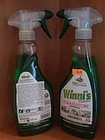 Анти-жир Winnis - эко, гипоаллергенное, бесфосфатное ср-во, без консервантов, эко-серия, 500 мл, Италия.