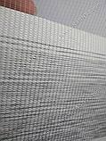 Рулонные шторы День-Ночь Меркурий B-125 серый, фото 2