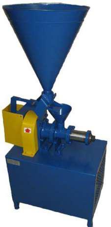 Экструдер зерновой для кормов шнековый однофазный 40 кг/час КЭШ-2 (220В) в Украине