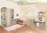 Комплект подростковой мебели «Юнга»