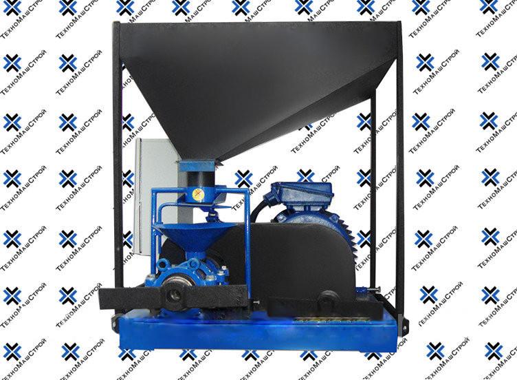 Экструдер зерновой для кормов шнековый ЭГК150кг/час