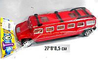 Лимузин 339A хаммер инерц.3цв.кул.27*8*8,5(Ч)