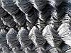 Сетка рабица оцинкованная 40х40 высота 1,8м