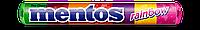 Жевательное драже Mentos rainbow 37.5гр