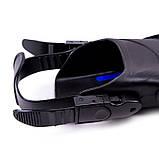 Ласты Dolvor F31 L/XL черный, фото 2