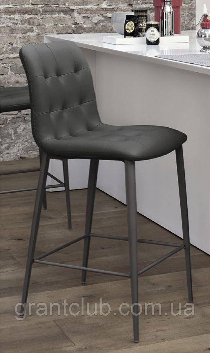 Барный стул Kuga на ножках фабрика Bontempi (Италия)