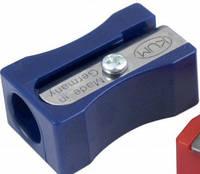 Точилка KUM 100-1 пластиковая, прямоугольная