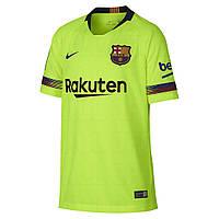 Футбольная форма Барселоны (гостевая), сезон 2018/2019