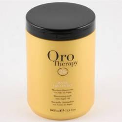 Fanola OroTherapy Восстанавливающая маска с маслом арганы и активными микрочастицами золота 1000 мл