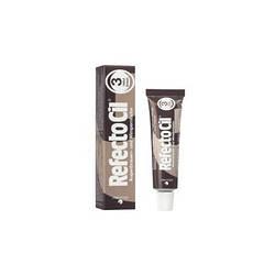 Краска для бровей и ресниц Refectocil натурально-коричневая №3