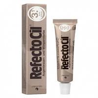 Краска для бровей и ресниц Refectocil светло-коричневая №3.1