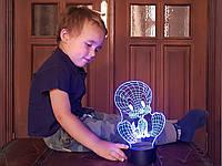 """Детский ночник - светильник """"Твити Пай"""" 3DTOYSLAMP, фото 1"""