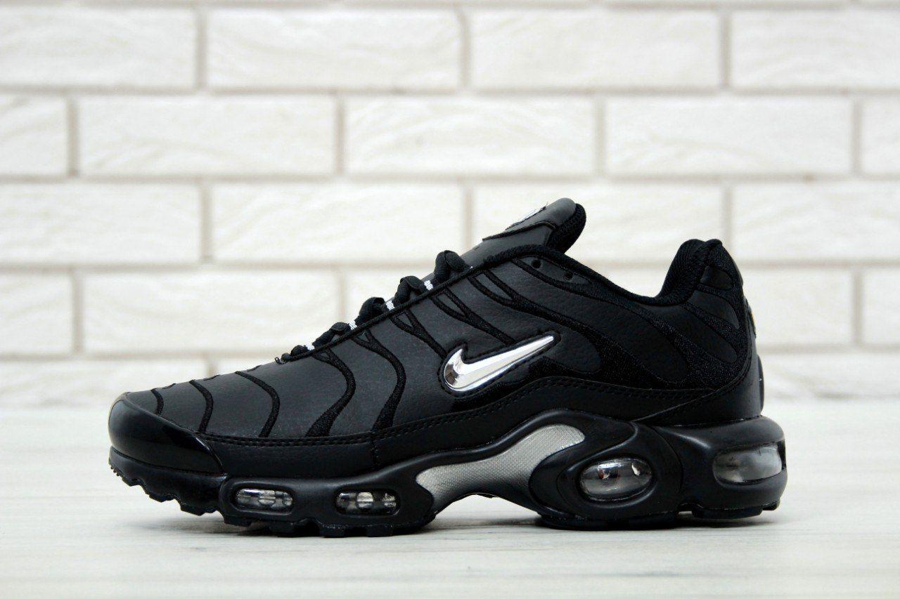 ad86ebf1 Мужские кроссовки Nike Air Max TN black (Топ реплика ААА+) купить в ...