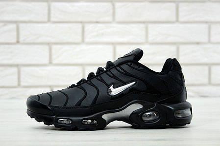 8d089e4d985e74 Мужские кроссовки Nike Air Max TN black (Топ реплика ААА+) купить в ...