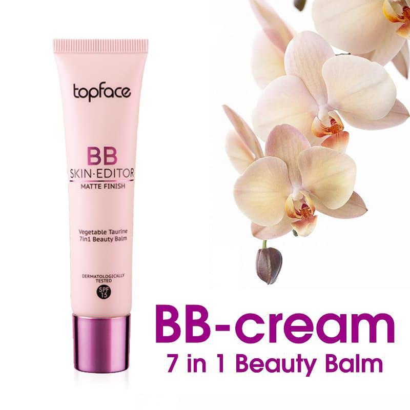 Тональный Крем TopFace BB Skin Editor PT-462