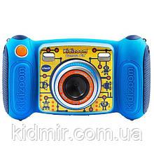 Дитячий фотоапарат Vtech Kidizoom Camera Pix Blue відео з записом