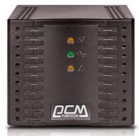 Стабилизатор Powercom TCA-3000 ступенчатый, 1500Вт