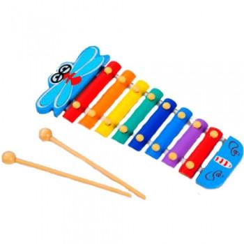 Деревяная игрушка Ксилофон