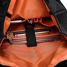 Рюкзак Casual с водоотталкивающим покрытием, фото 9