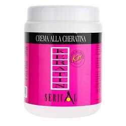 SERICAL Крем-маска для волос с кератином 1000 мл