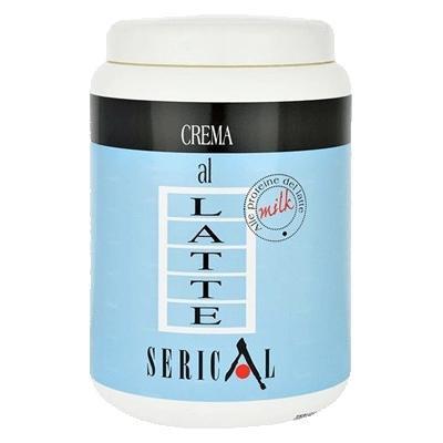 Serical Крем-маска для волос с молочными протеинами 1000 мл