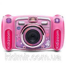 Дитячий фотоапарат Vtech Kidizoom Camera DUO Pink відео з записом