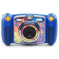 Детский фотоаппарат Vtech Kidizoom Camera DUO Blue с видео записью