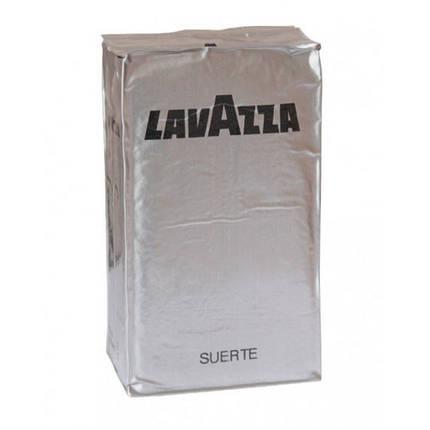 Кофе молотый Lavazza Suerte 250г Италия, фото 2