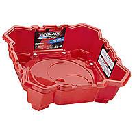 Арена красная 4 угла базовая Бейблейд Beyblade Burst Chaos Core (Basic) Beystadium Оригинал Hasbro