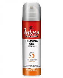 Intesa Гель для бритья ВИТАЧЕЛ для чувствительной кожи 200мл