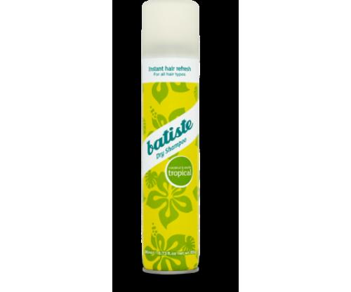 Batiste - Tropical Dry Shampoo - Сухий шампунь з тропічним ароматом 200 мл