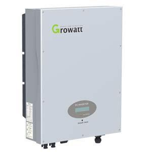 Сетевой инвертор Growatt 5000 UE 3 фазы 2 MPPT (5 кВт)