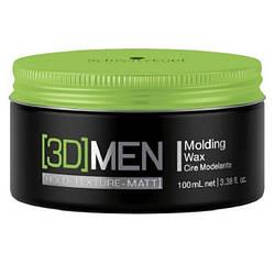 Schwarzkopf [3D]MEN Mold.Wax Моделирующий воск для волос 100 мл