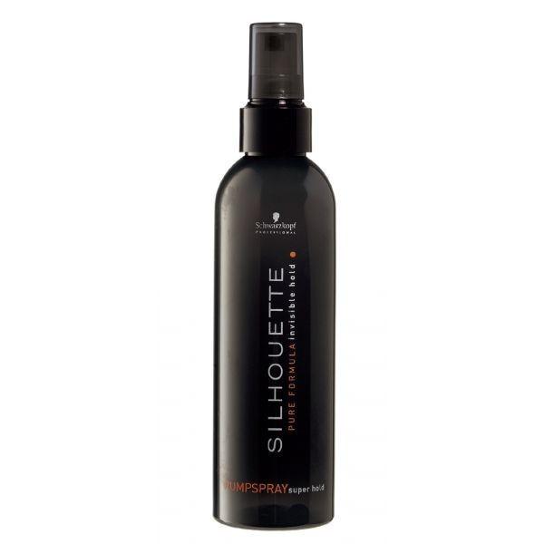 Schwarzkopf Silhouette Pumpspray super hold Спрей для волос сильной фиксации 200 мл