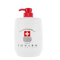 LOVIEN Essential Шампунь с минеральным маслом Shampoo MINERAL OIL 1000 мл