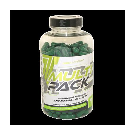 Комплексная витаминно-минеральная формула, MULTI PACK, 240 КАП