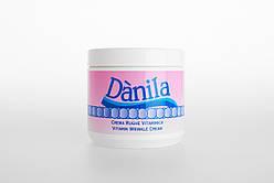 Витаминизированный крем от морщин Dànila, 500 мл
