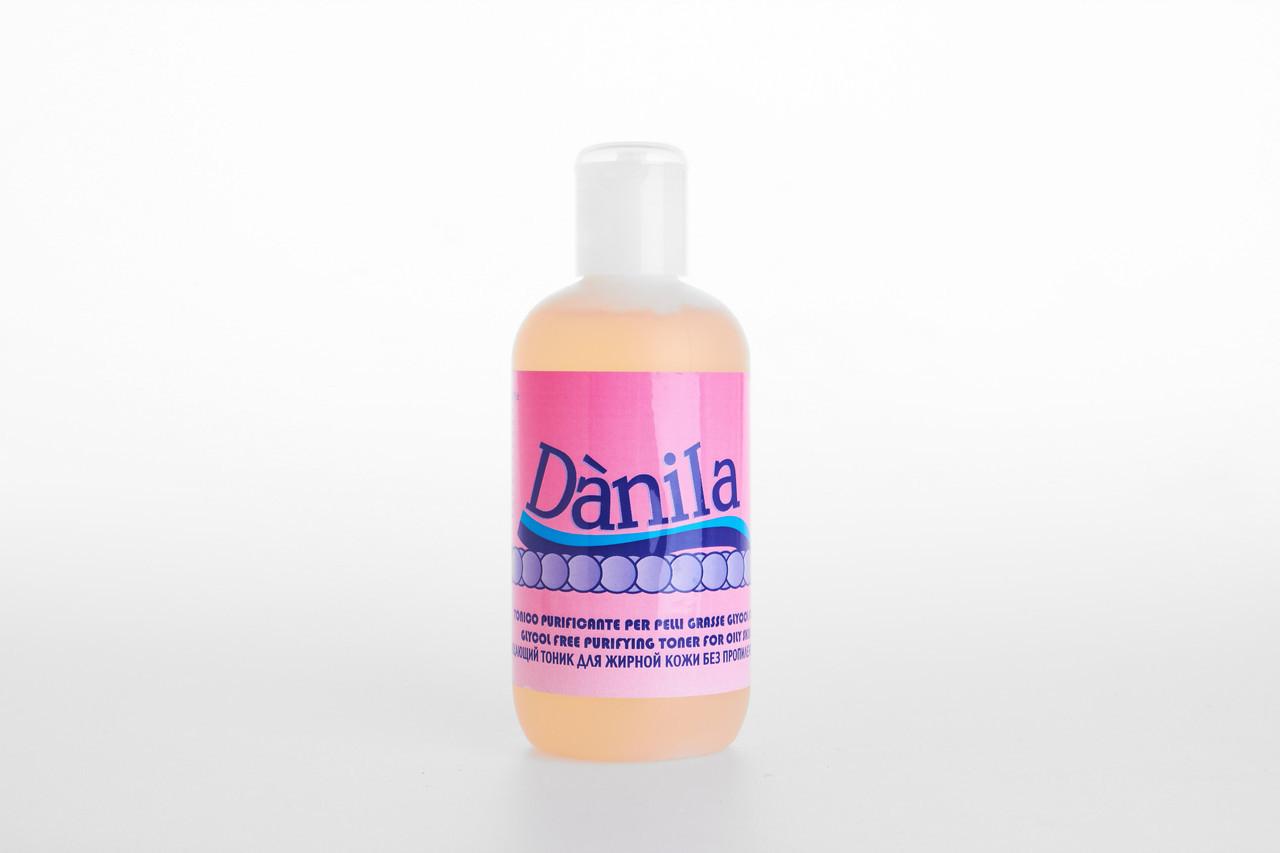Тоник для жирной, комбинированной и проблемной кожи Dànila, 250 мл