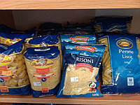 Макароны из твердых сортов пшеницы в ассортименте. 500 г Италия