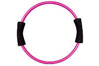 Круг для пилатеса Hop-Sport DK2221 Pink