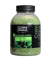 Corine de Farme Соль морская Алоэ Вера 1,3 кг