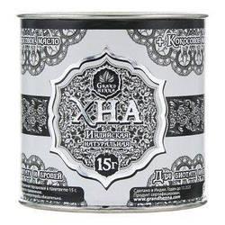 Viva henna (Grand henna) Хна для биотату и бровей тон:-черный, 15 гр.